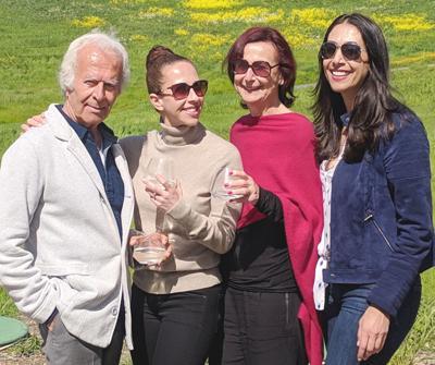 Napa Valley's Peju family