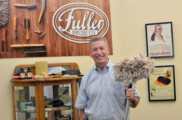 Fuller Brush company comes to Napa 1