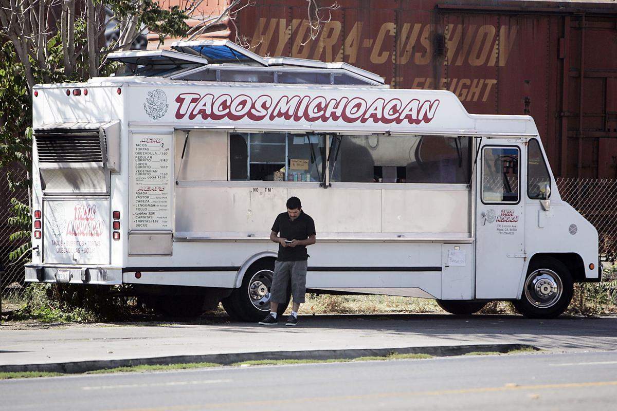 Roadside Grill Food Truck