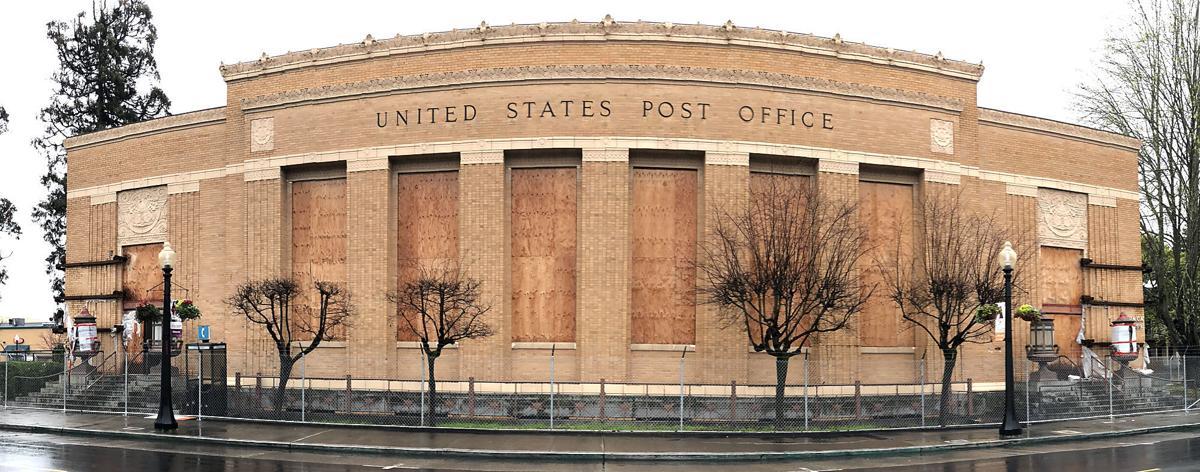 Franklin Station post office building