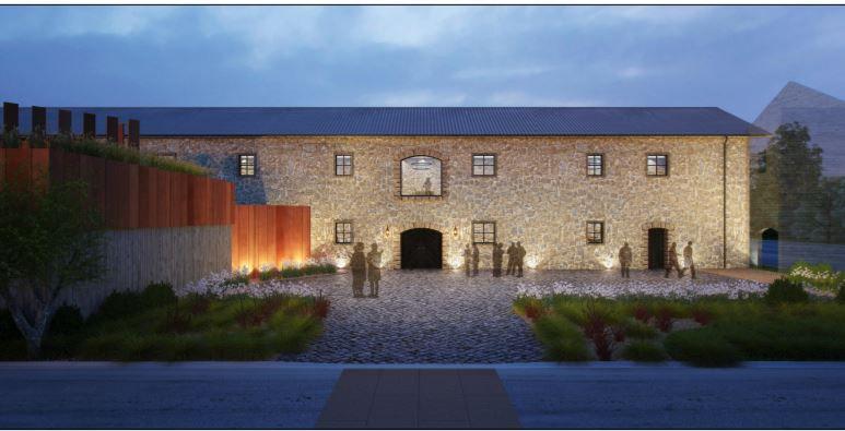 Beaulieu Vineyard with renovations