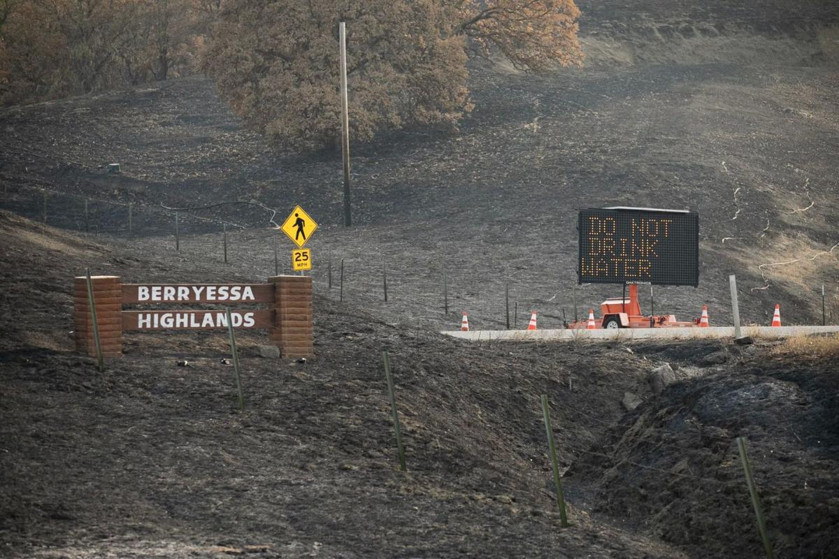 Unsafe to drink: Wildfires threaten rural towns with tainted water