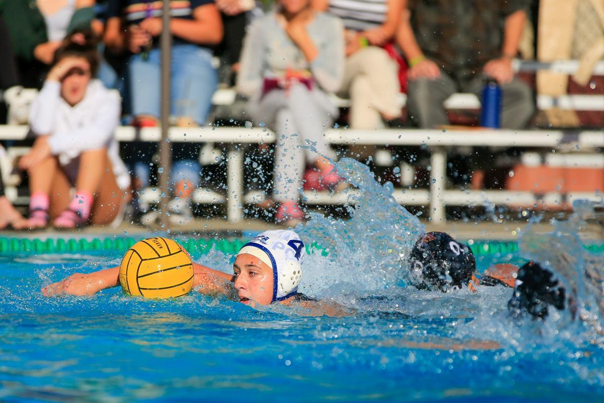 Big Game Varsity Girls Water-polo, Vintage vs. Napa