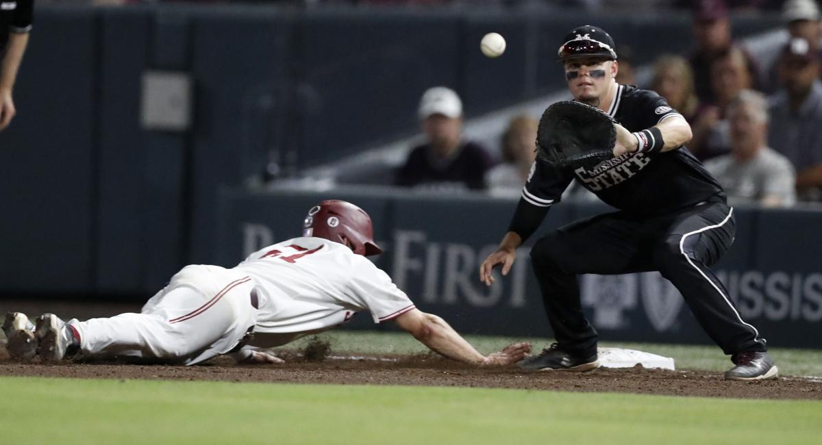 NCAA Mississippi St Stanford Baseball