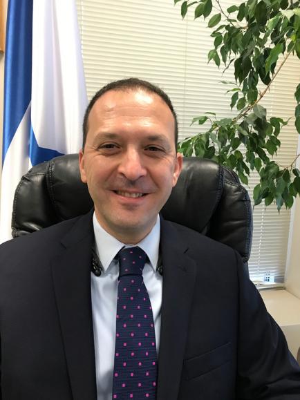 Counsel General Shlomi Kofman