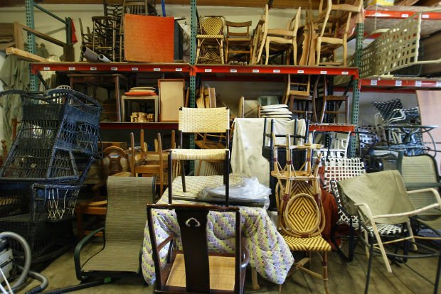 Peter Geyer Breathes New Life Into Old Furniture At New