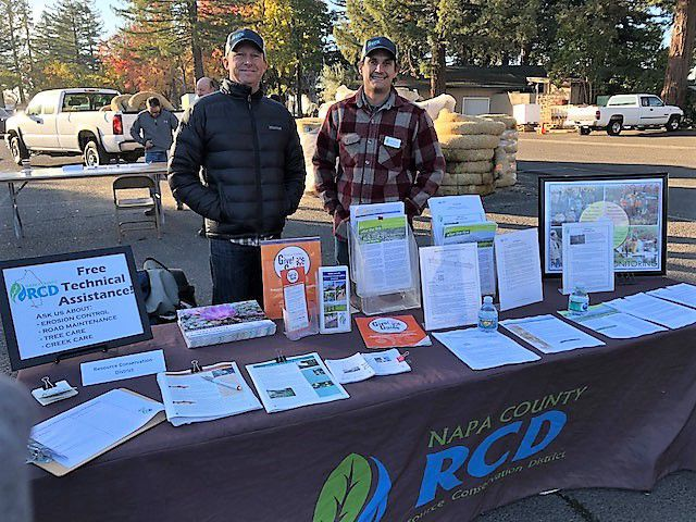 Erosion Control Community Fair