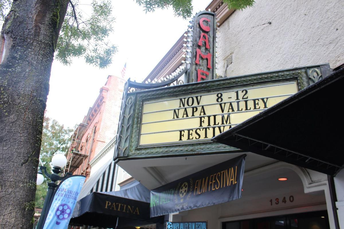 Cameo Cinema, Napa Valley Film Festival 2017