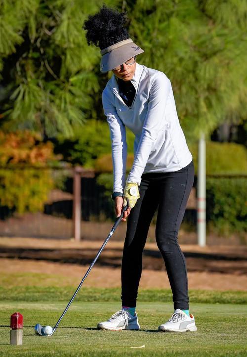 2021 Napa High Grizzlies vs. Sonoma Valley Dragons Varsity Girls Golf