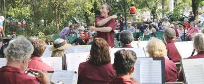 Bandmaster Dr. Andy Collinsworth