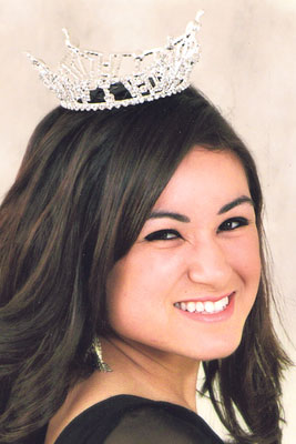 Three Napans compete for Miss California title