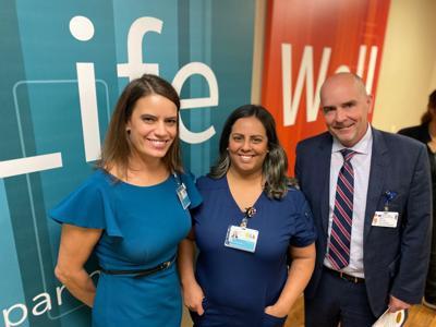 OLE Health executives in Fairfield