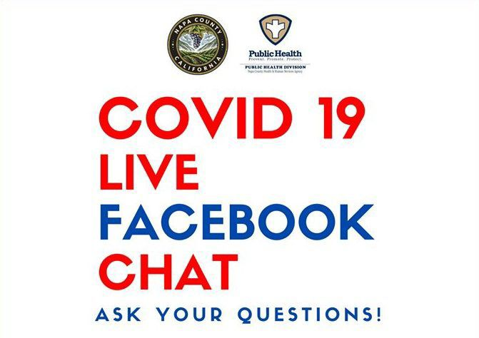 County Facebook Live Chat