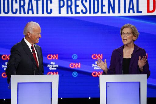 Democrats increase qualifying thresholds for December debate