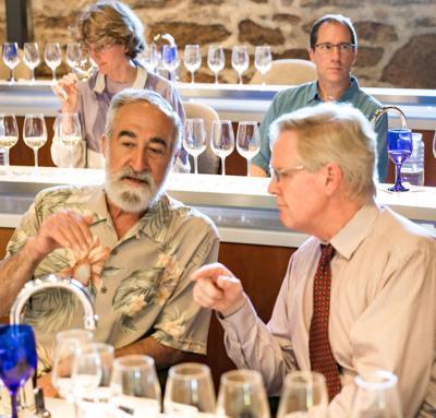 Tom Rinaldi and Bob Bath
