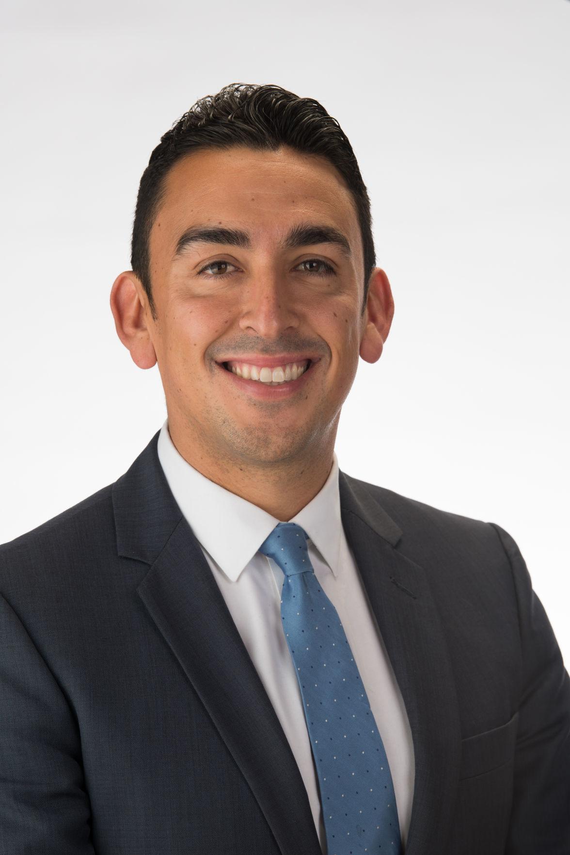 Alfredo Peroza supervisors race