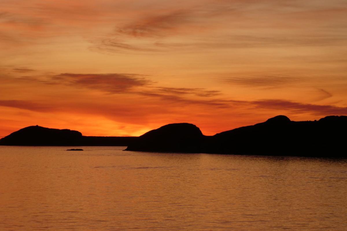 Sunrise in Newfoundland