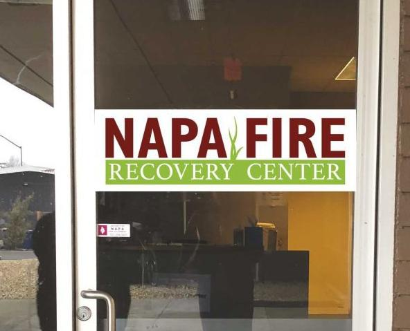 Napa Fire Recovery Center