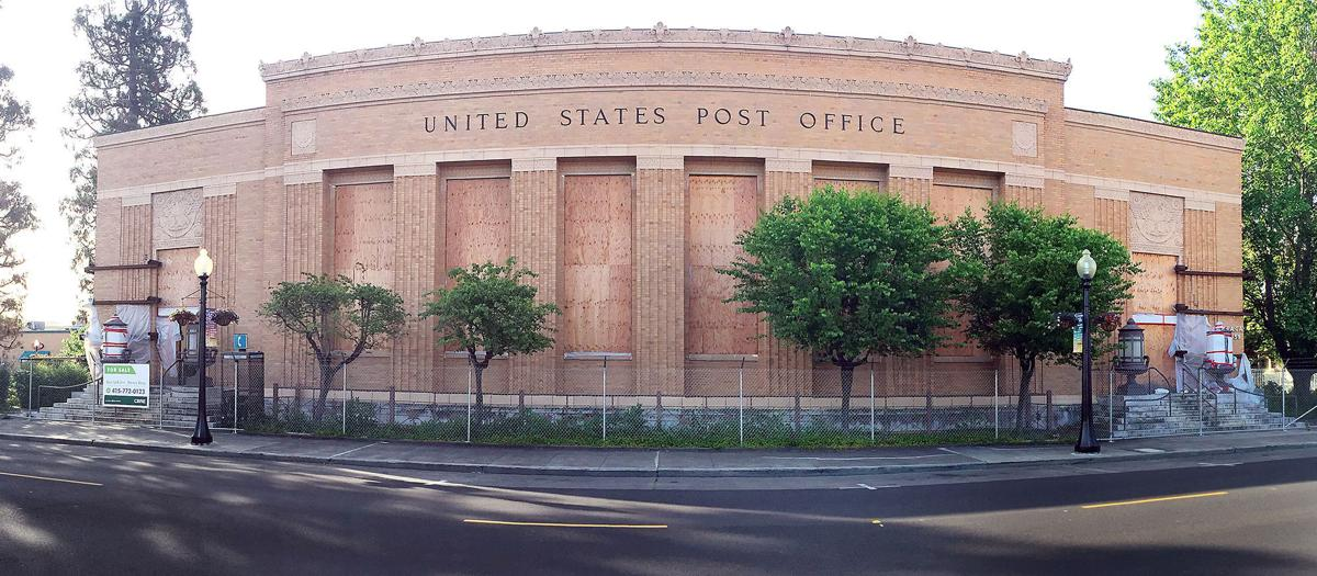 Napa Franklin Station post office building (copy)
