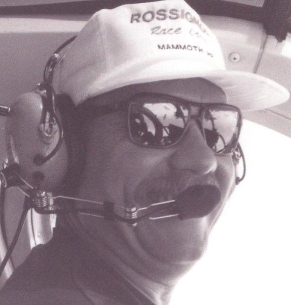 Rodger 'Tony' Stuart