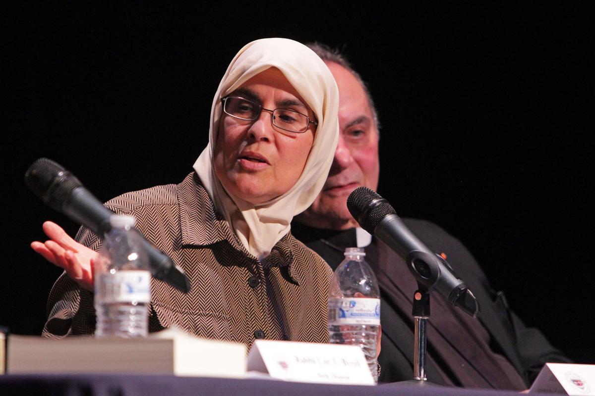 Interfaith dialogue in Napa