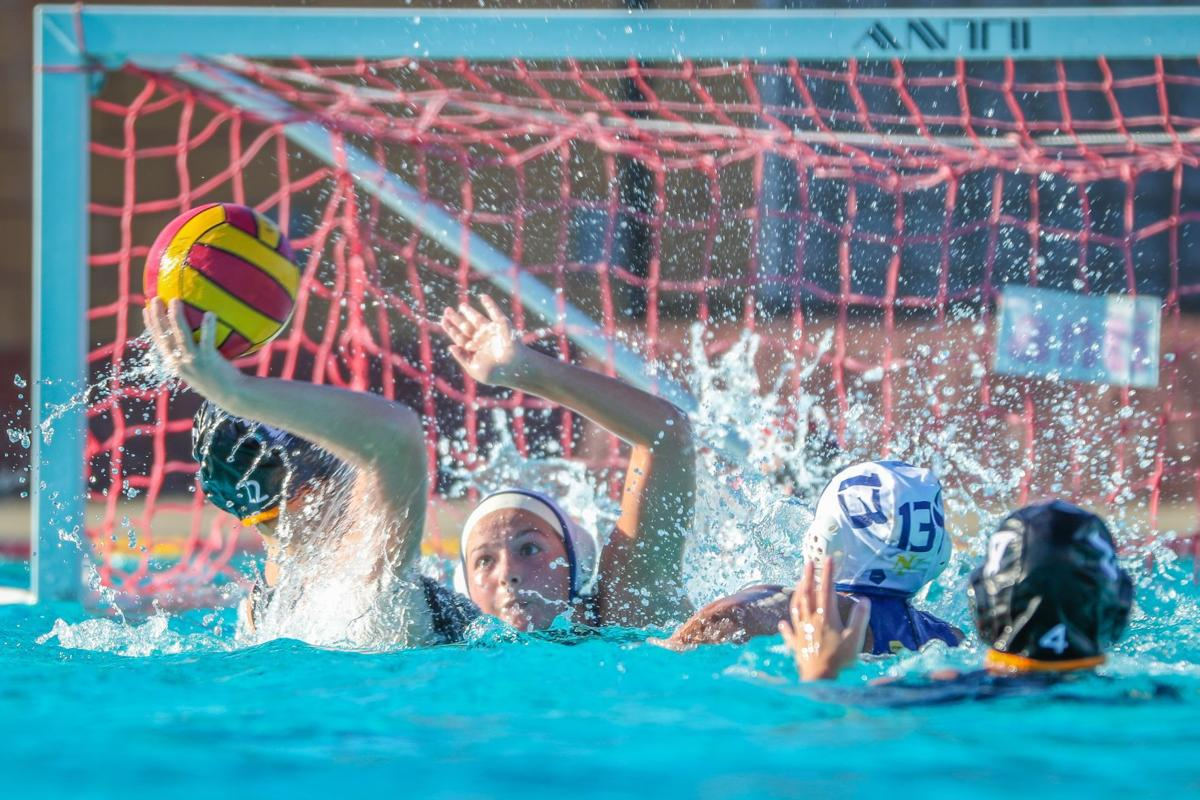 All-County Girls Water Polo