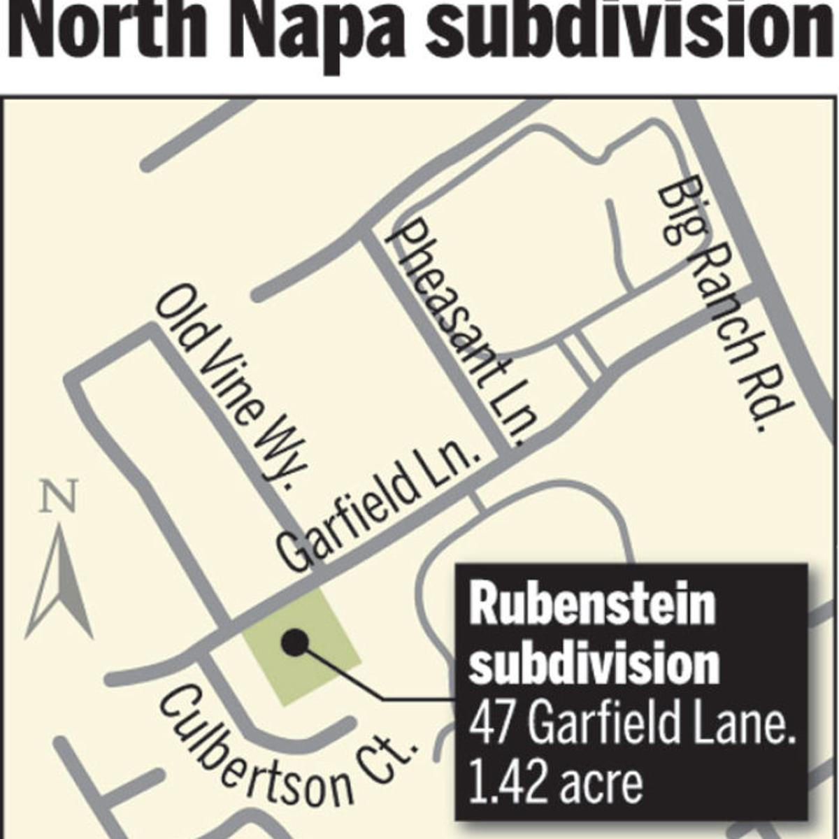 Planners Endorse 8 Home Development On Garfield Lane Local News Napavalleyregister Com