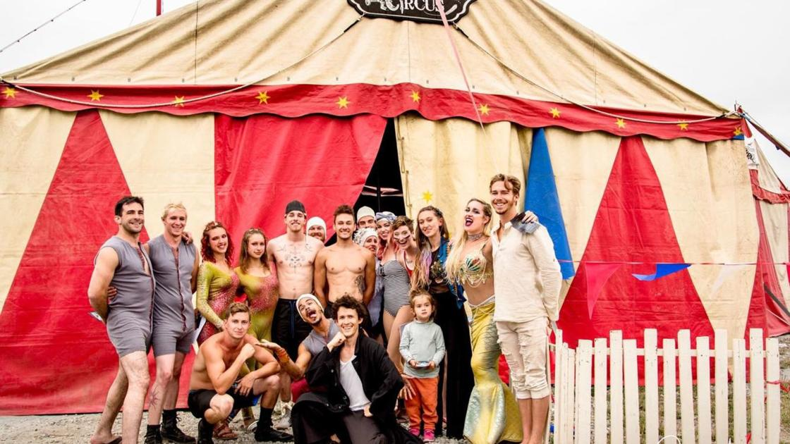 Down the Rabbit Hole with Flynn Creek Circus July 11 -14