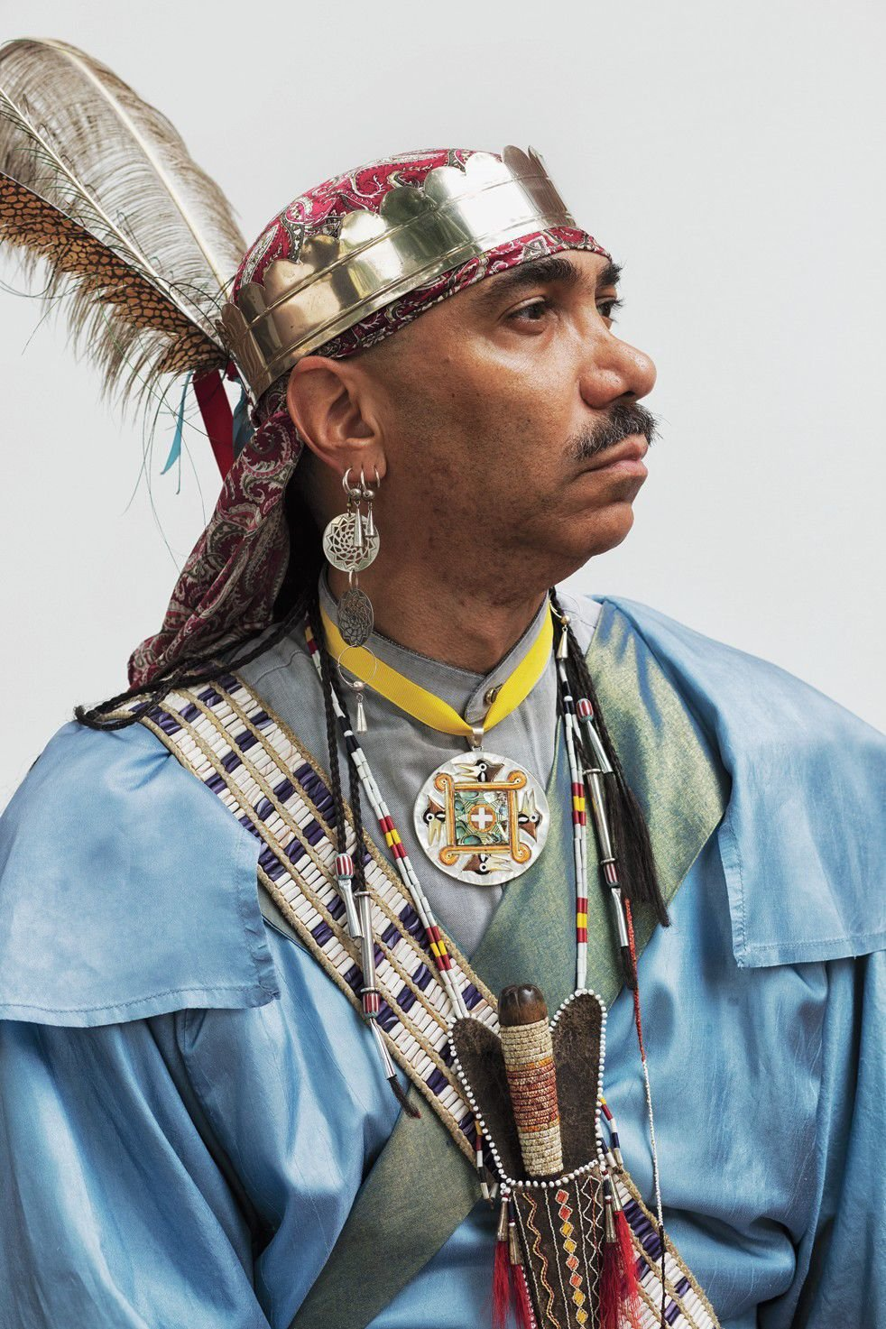 What makes someone Native American? One tribe's long