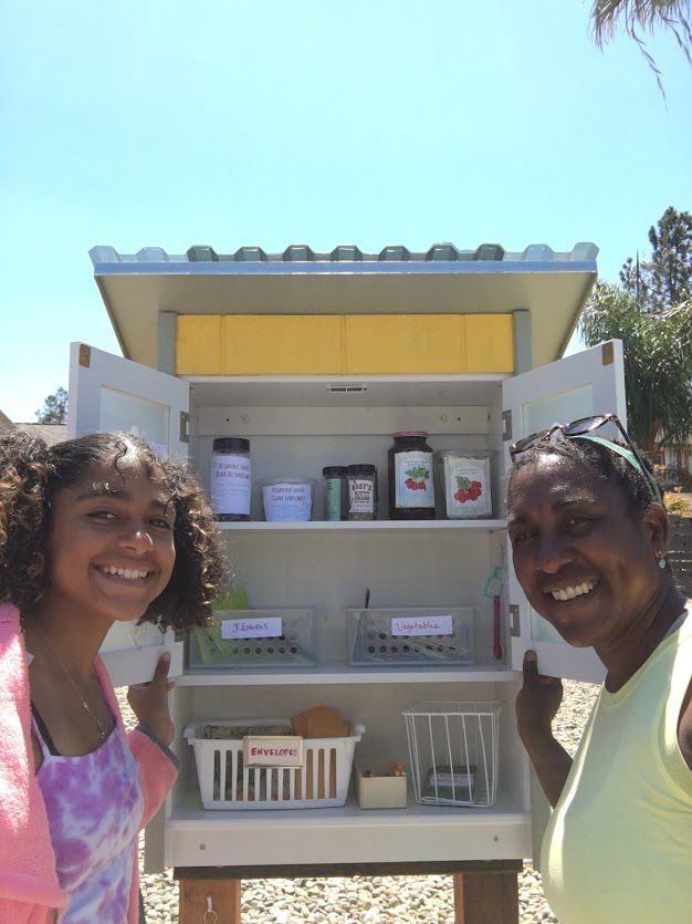 Napa Seed library project