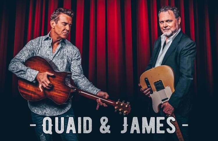 Blue Note Napa 3rd Anniversary feat: Dennis Quaid and Jamie James