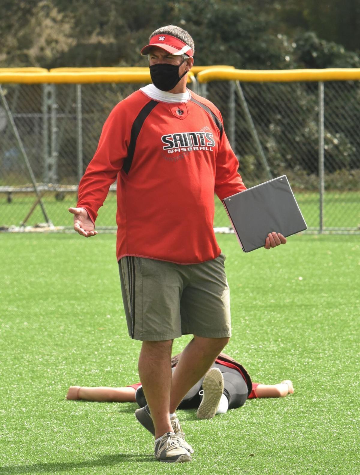 St. Helena High Softball