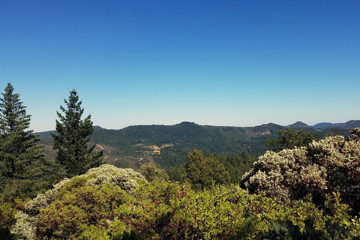 1. Mount St. Helena