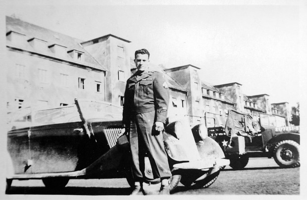 Napa's Francis Sanza and his time with General Patton