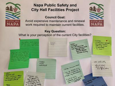 Napa City Hall community forum