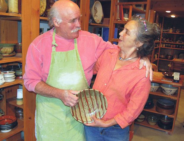 Jeff and Sally Manfredi