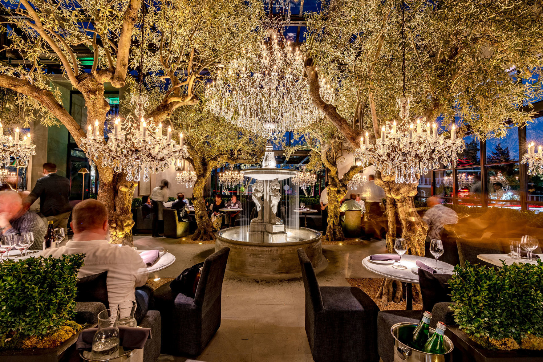 Behind The Eye Candy A Look At Restoration Hardware S New Yountville Complex Local News Napavalleyregister Com