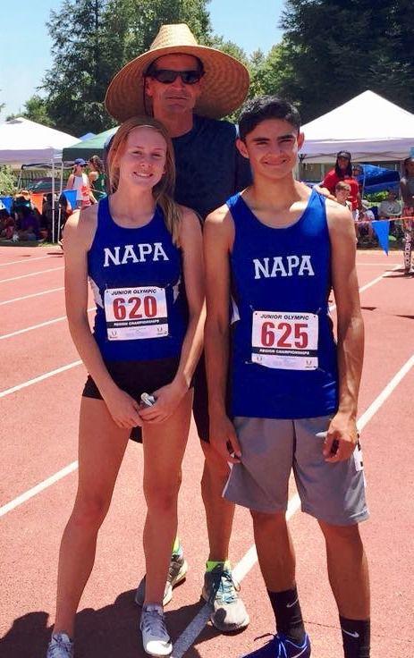 Napa Track Club