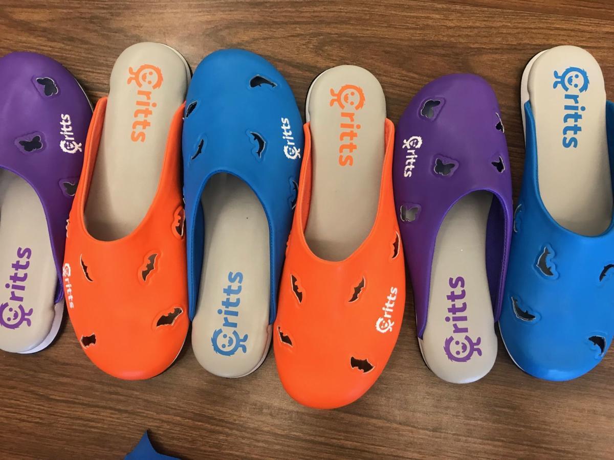 Flip-Critts shoes