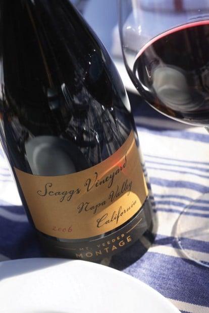 Boz Scaggs wine
