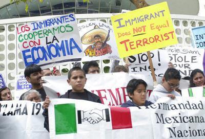 AP Explains: Immigration protests before 'Abolish ICE'