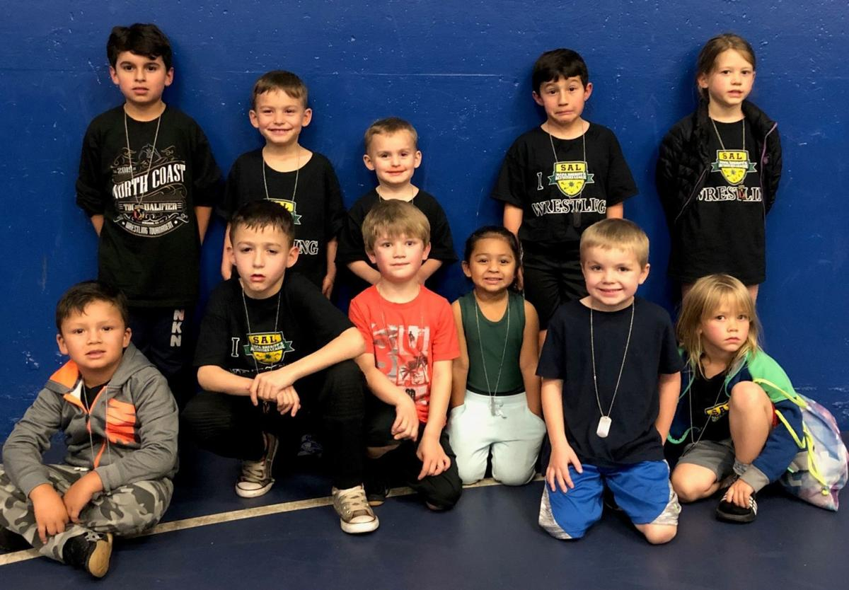 Napa SAL Wrestling Club