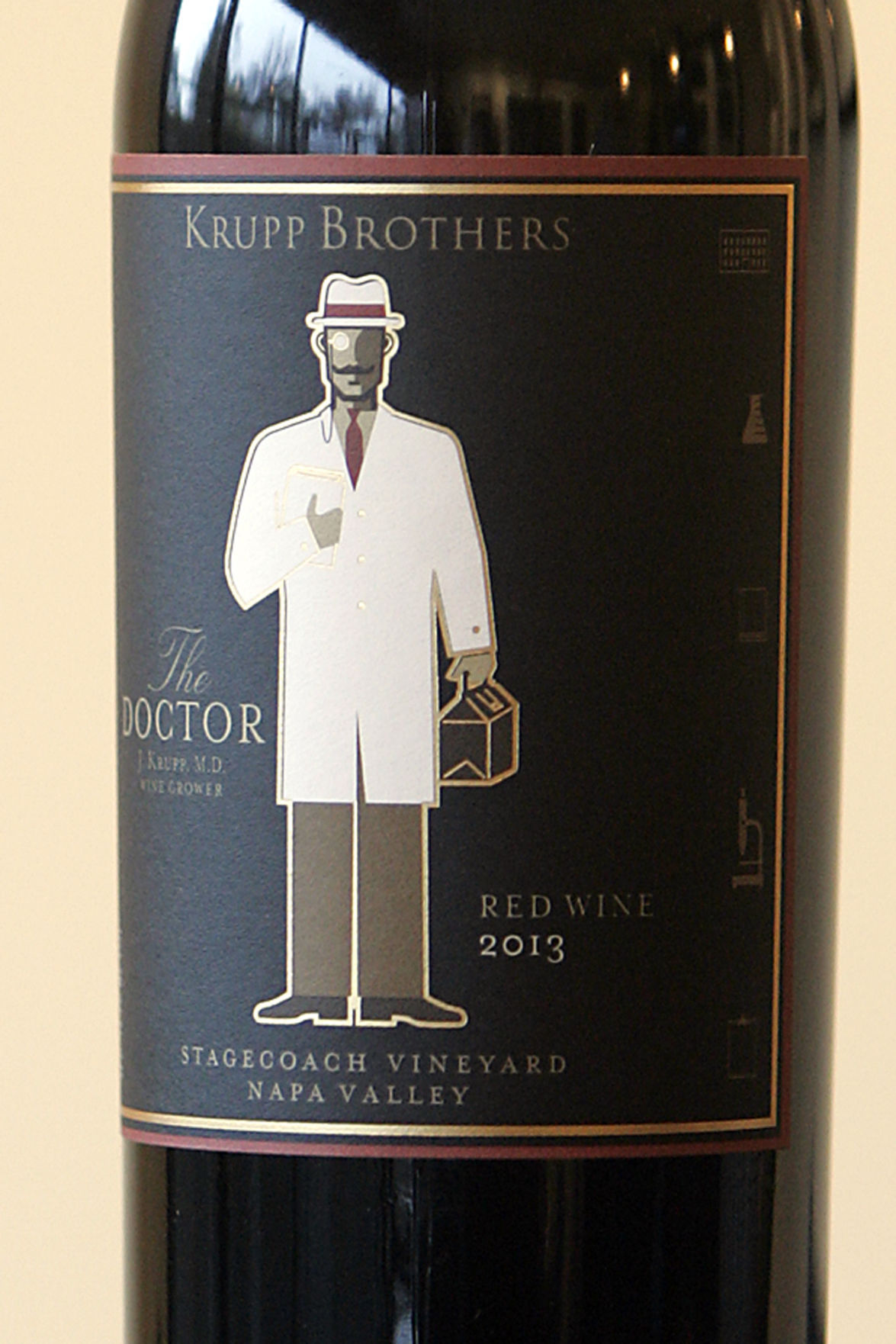 Jan Krupp of Krupp Brothers Wine