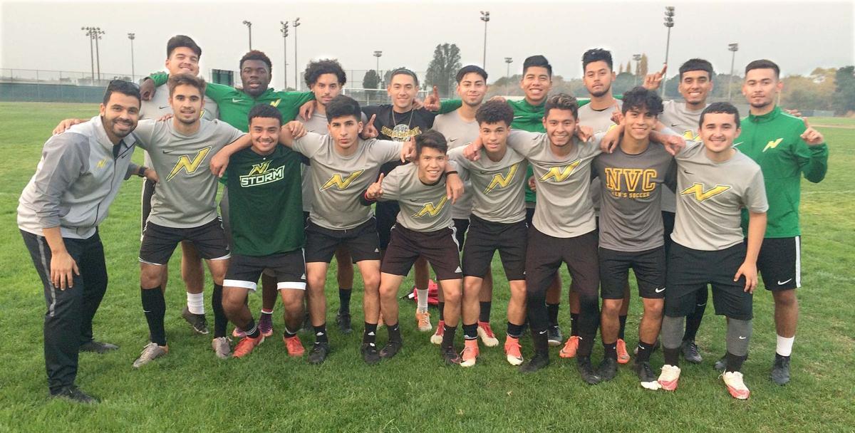 Napa Valley College men's soccer