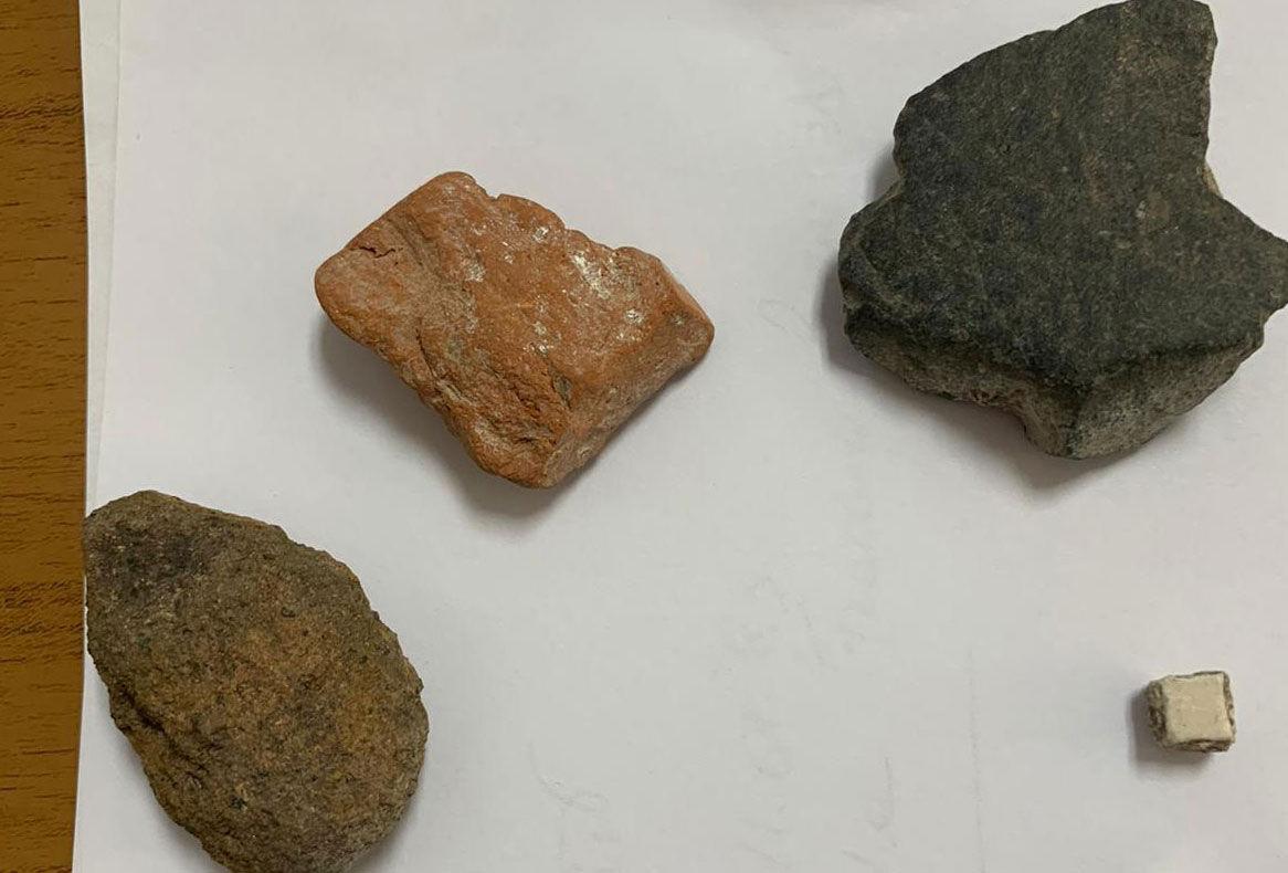 Pompeii artifacts