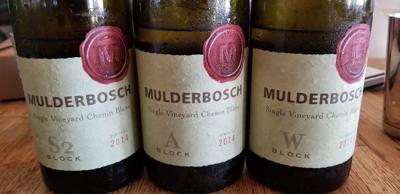 Mulderbosch Single Block Chenin Blanc 2014