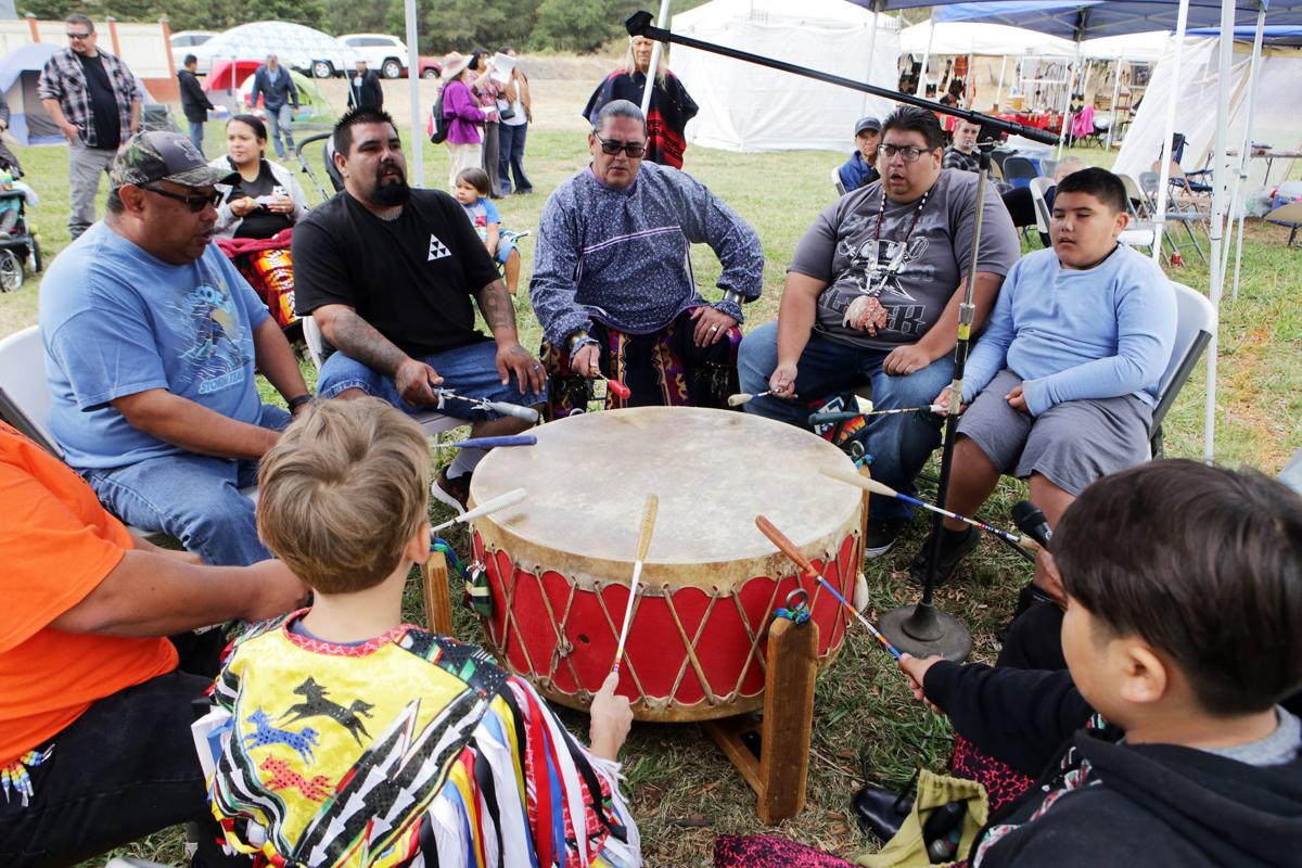Suscol Intertribal Council Pow-wow