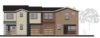 Redwood Duets townhouses