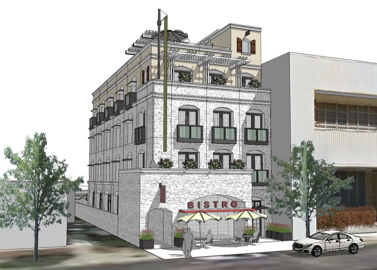 developer plans commercial condos in downtown local news