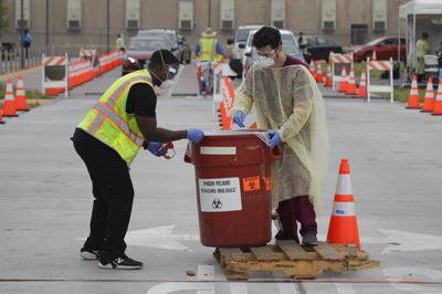 California counties step up enforcement as virus surges
